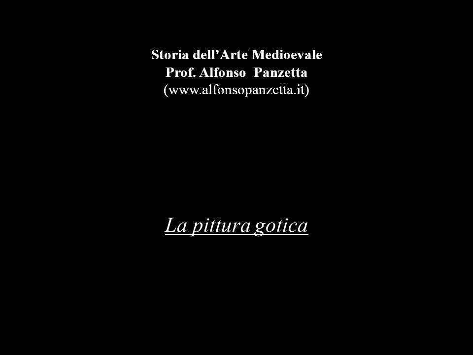 Storia dell'Arte Medioevale Prof. Alfonso Panzetta (www