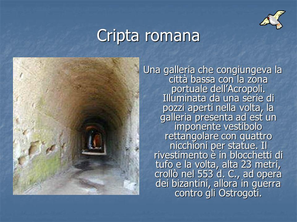 Cripta romana