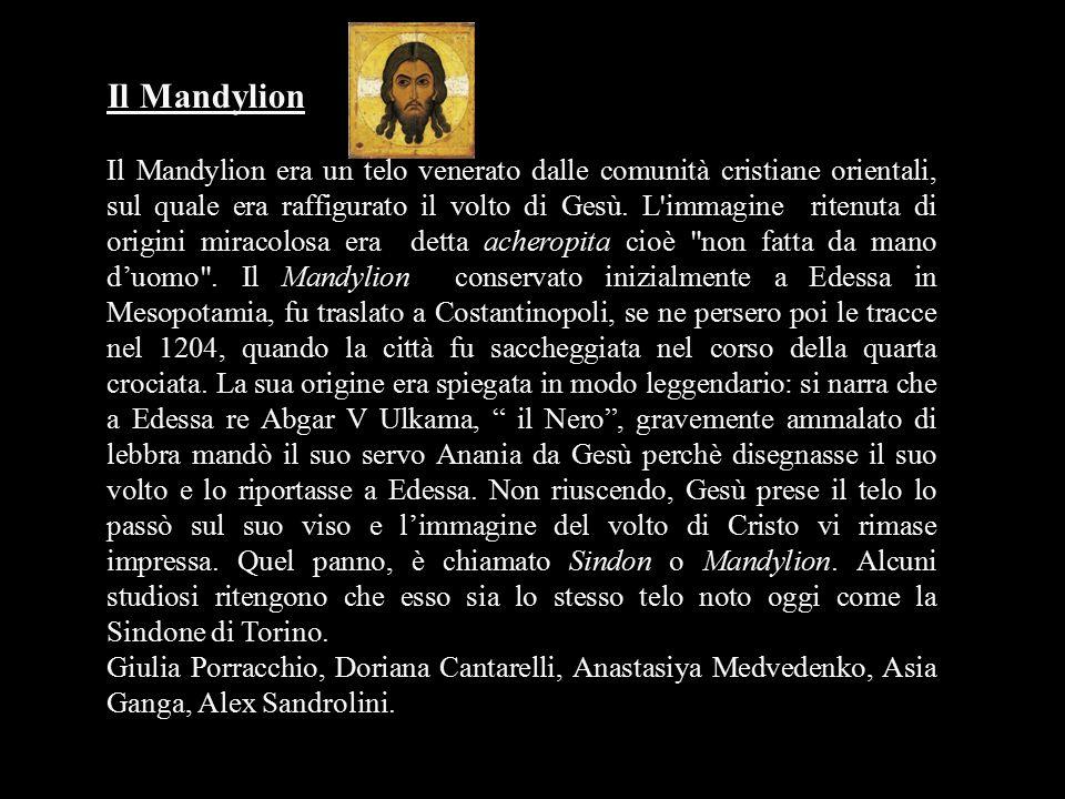 Il Mandylion