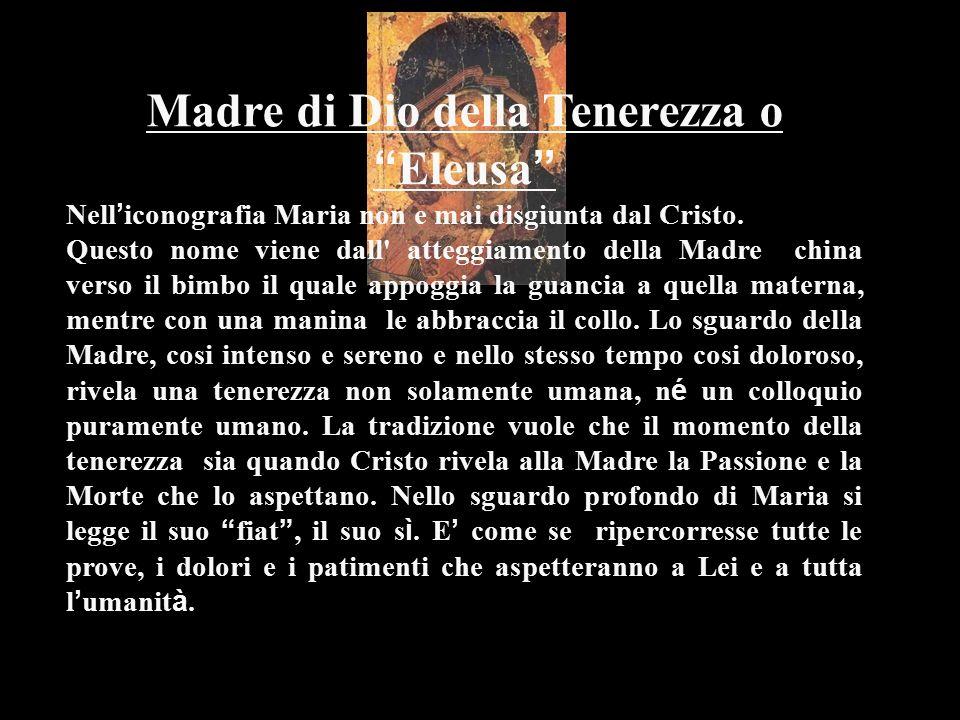 Madre di Dio della Tenerezza o Eleusa