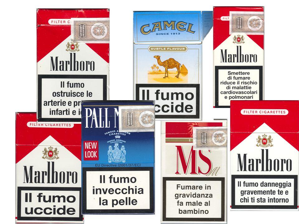 Oggi chi compra le sigarette ha ben in evidenza che il fumo fa male