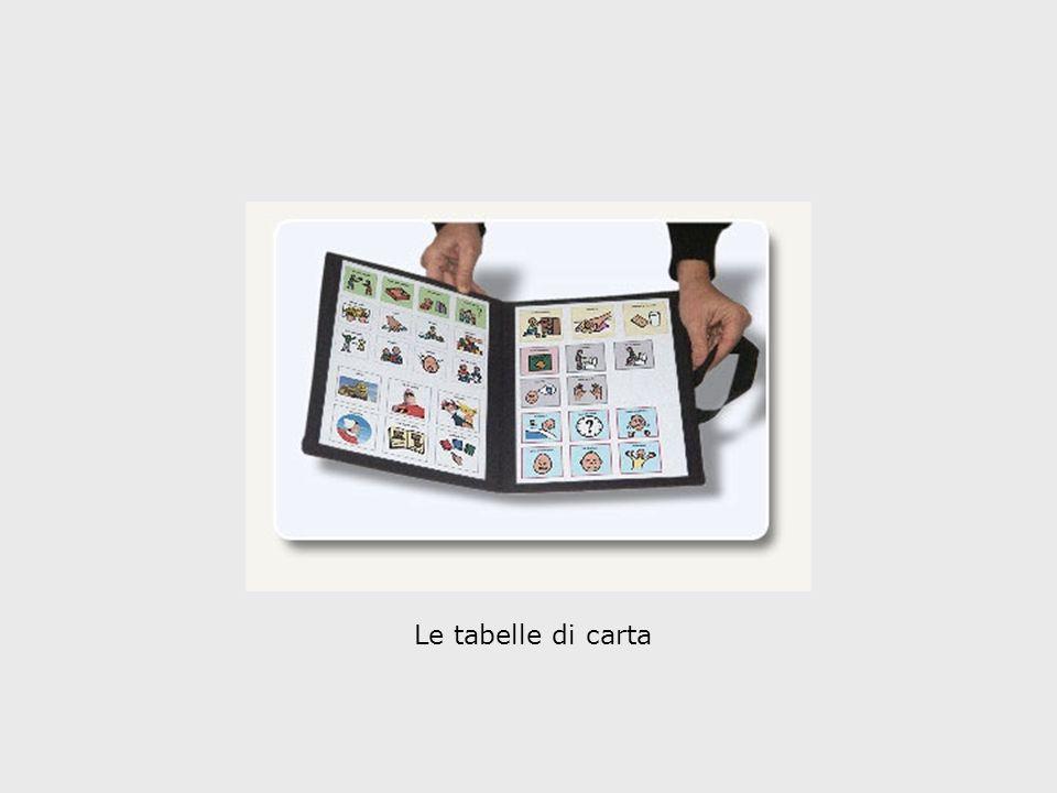Le tabelle di carta