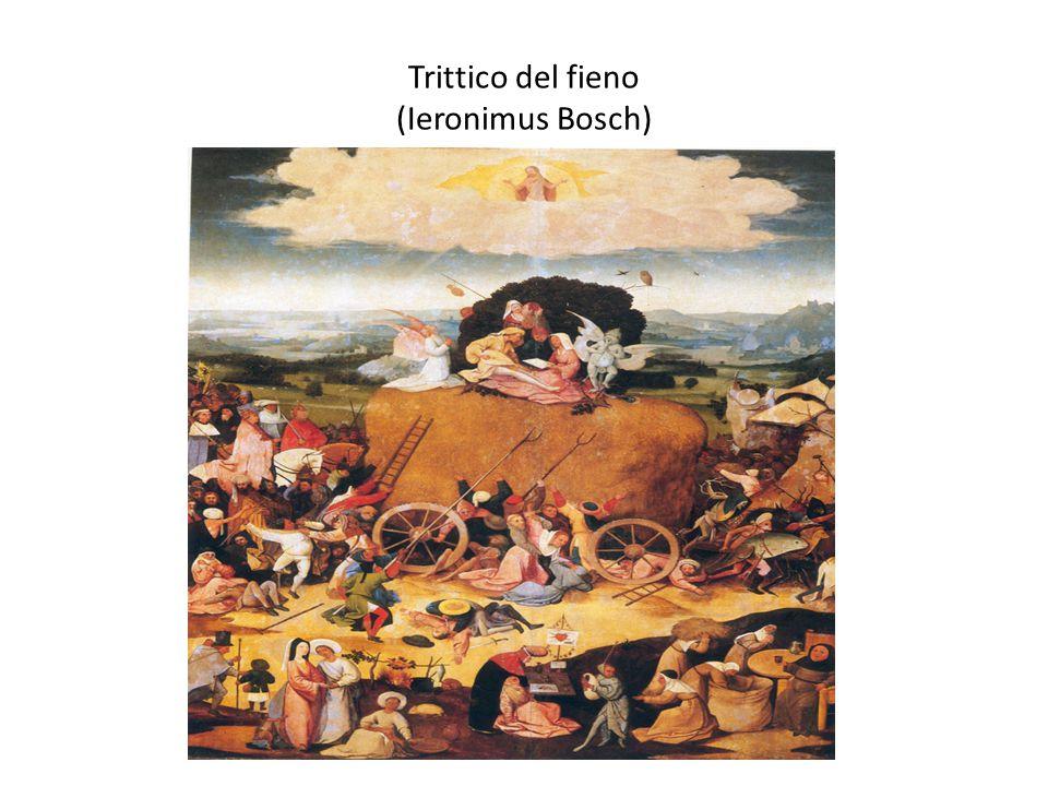 Trittico del fieno (Ieronimus Bosch)