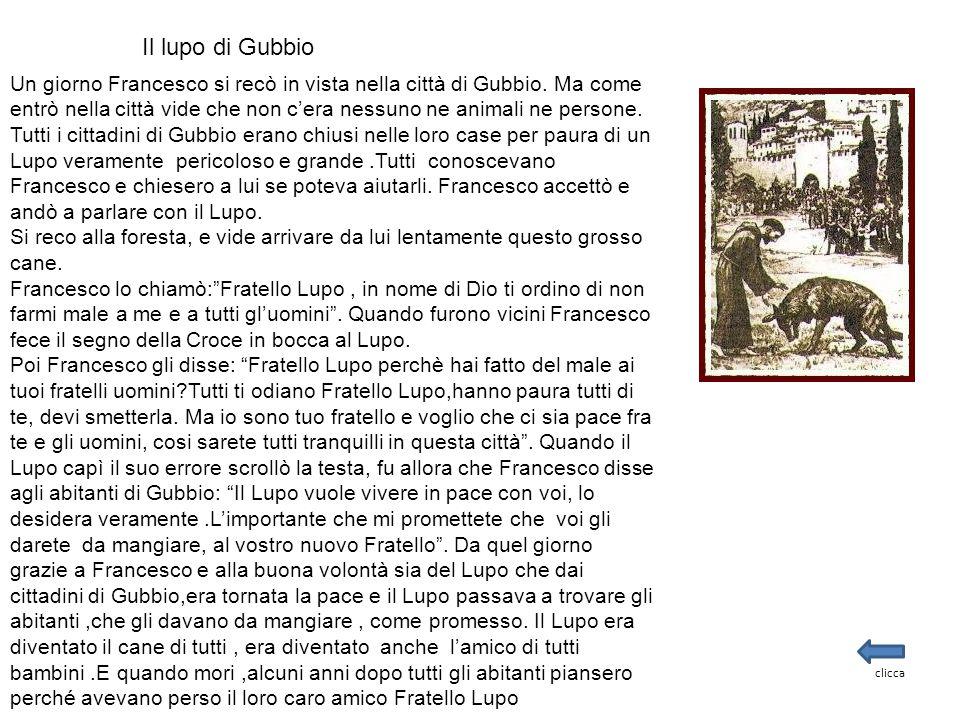 Il lupo di Gubbio