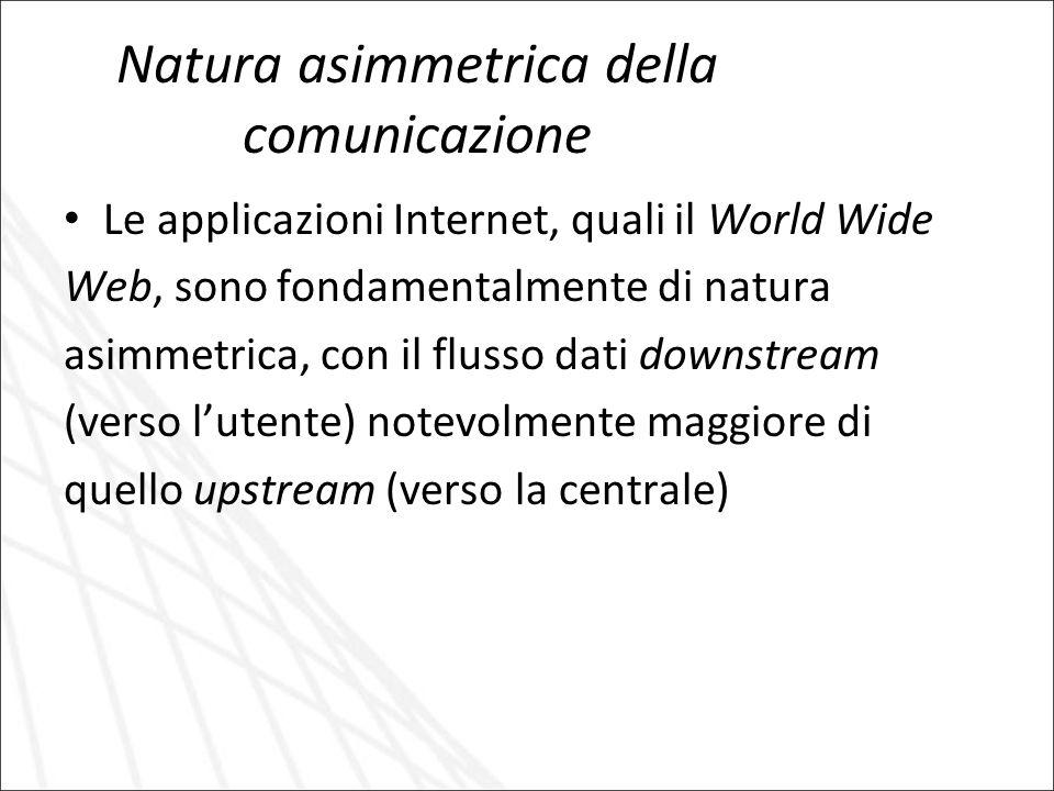 Natura asimmetrica della comunicazione