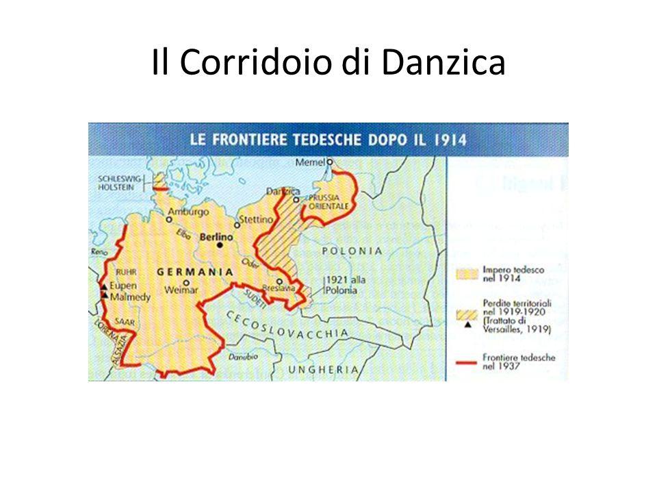 Il Corridoio di Danzica