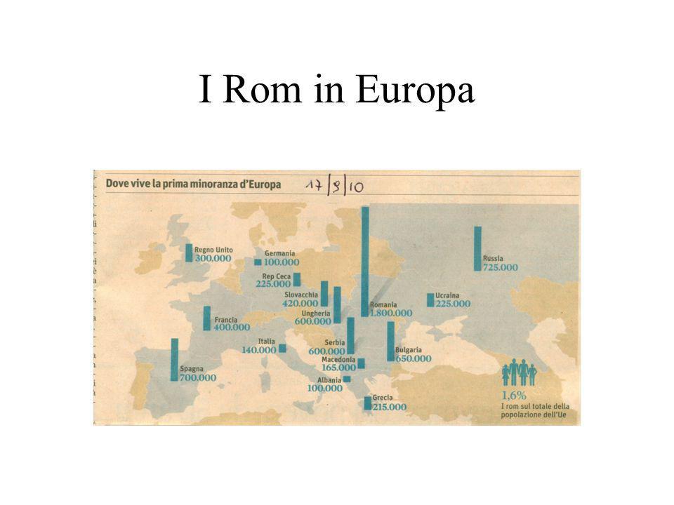 I Rom in Europa