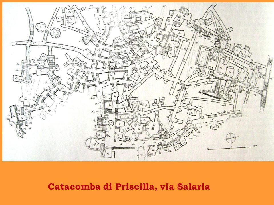 Catacomba di Priscilla, via Salaria