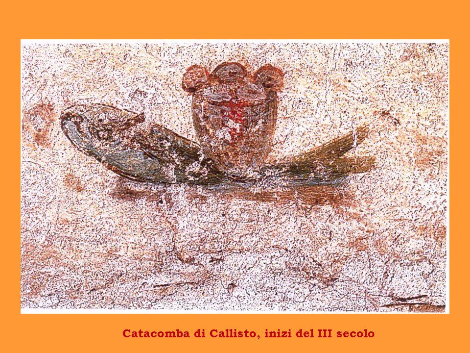 Catacomba di Callisto, inizi del III secolo