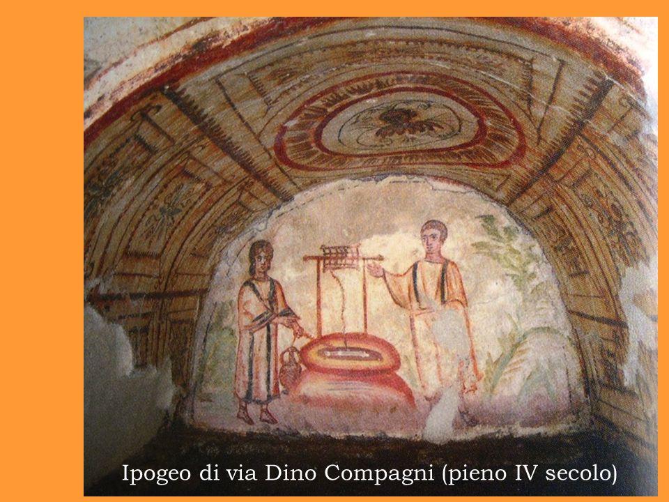 Ipogeo di via Dino Compagni (pieno IV secolo)