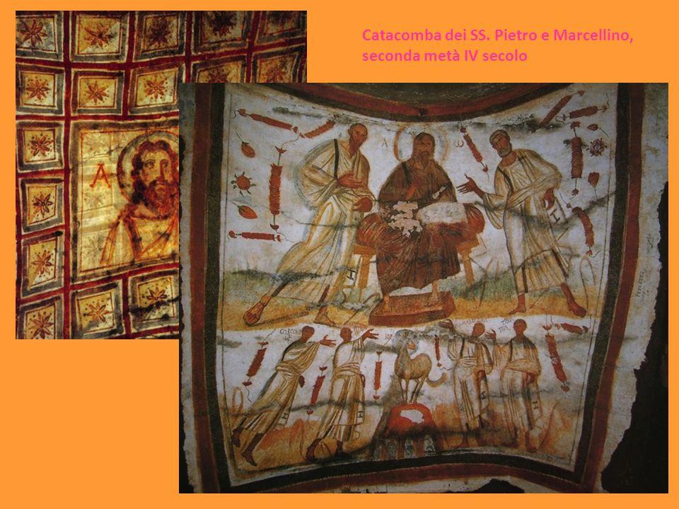 Catacomba dei SS. Pietro e Marcellino,