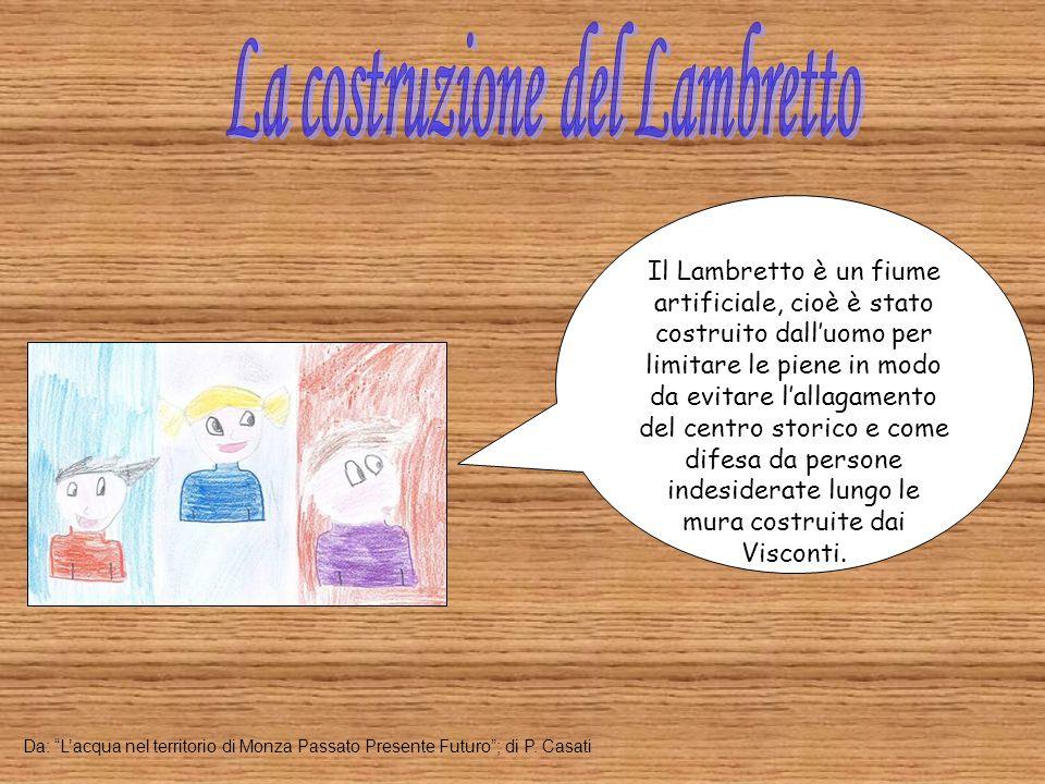 La costruzione del Lambretto