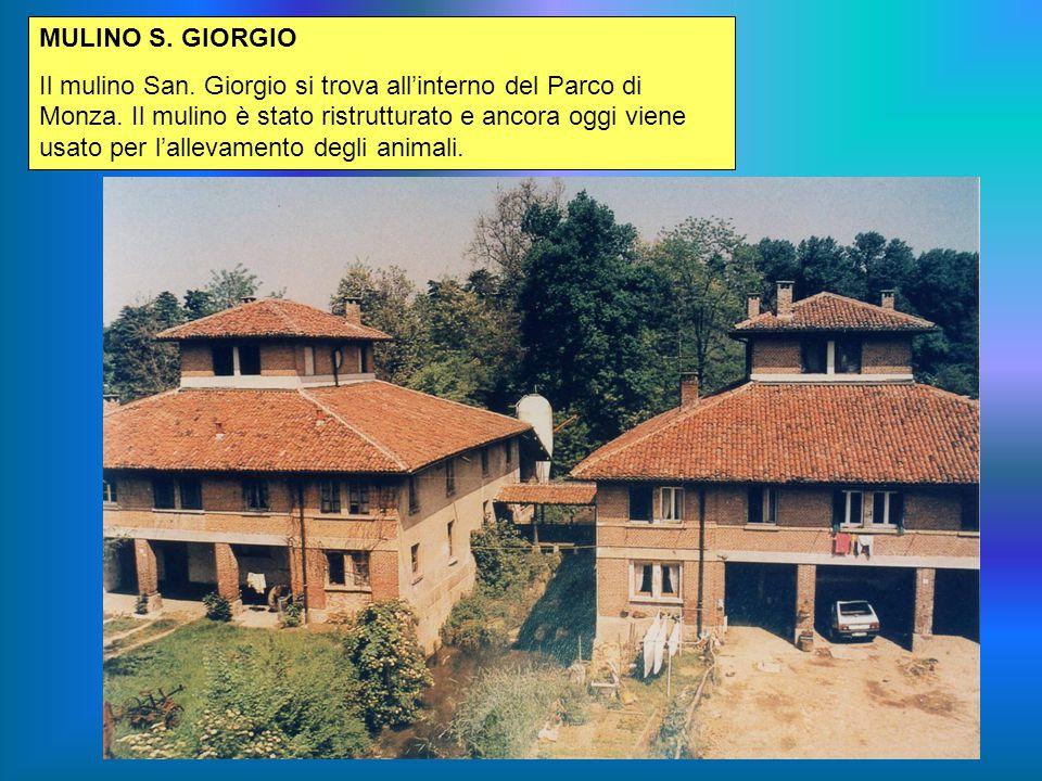 MULINO S. GIORGIO