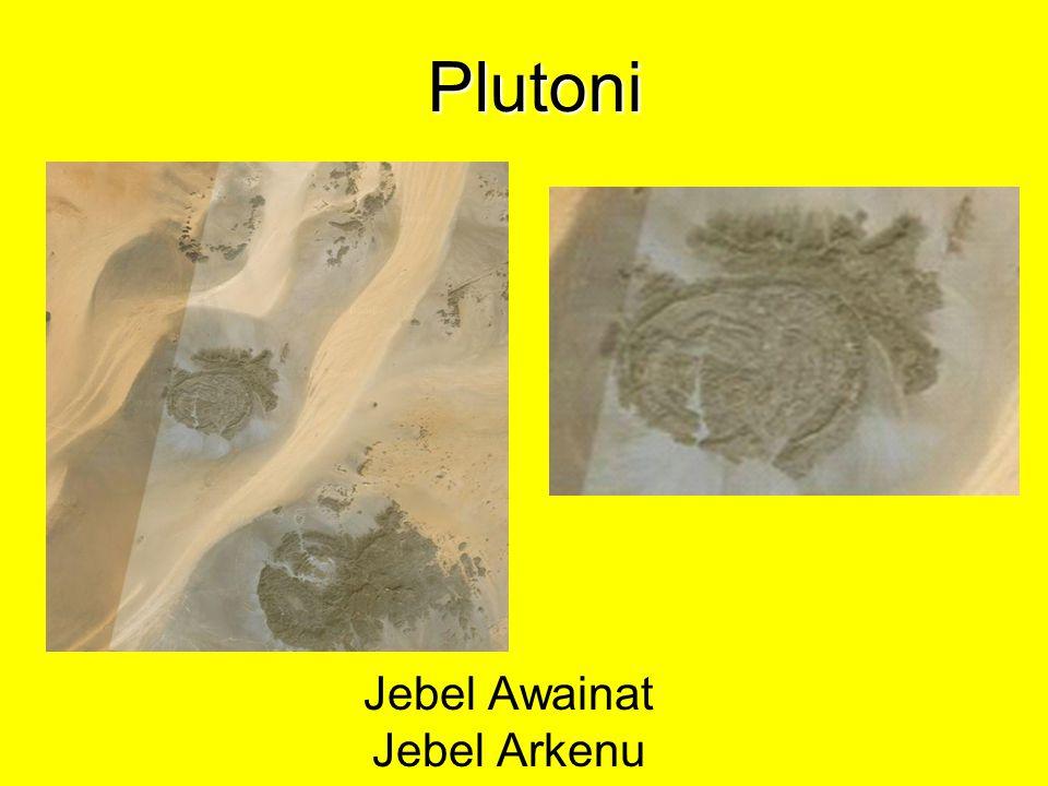 Jebel Awainat Jebel Arkenu