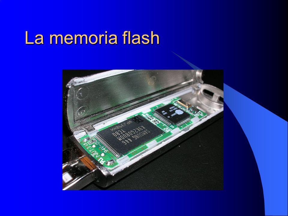 La memoria flash