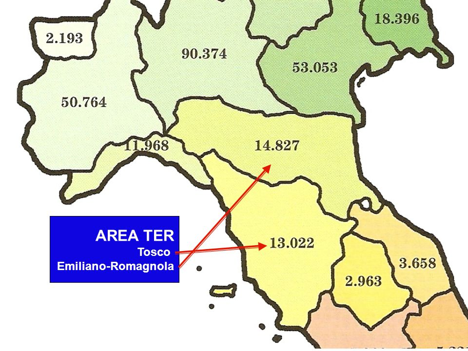 AREA TER Tosco Emiliano-Romagnola