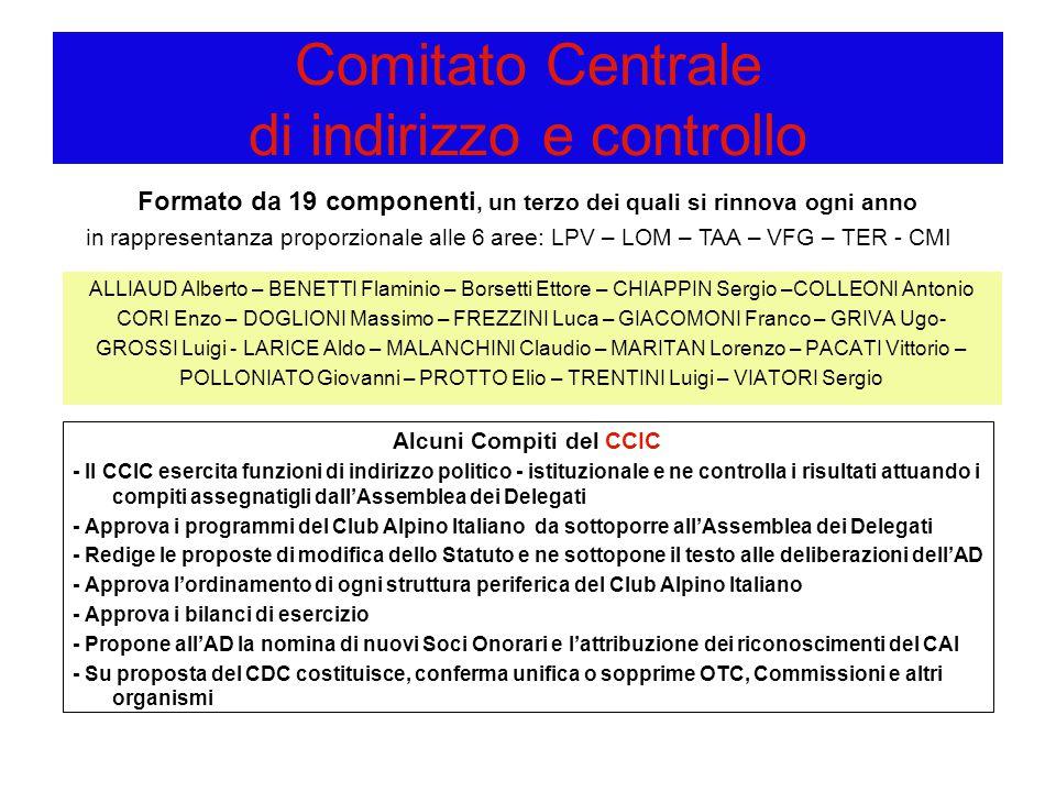 Comitato Centrale di indirizzo e controllo