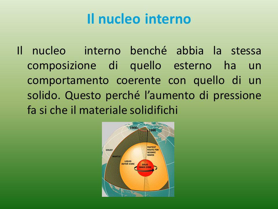 Il nucleo interno