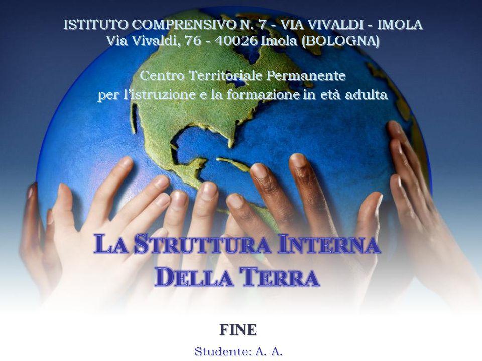 FINE ISTITUTO COMPRENSIVO N. 7 - VIA VIVALDI - IMOLA