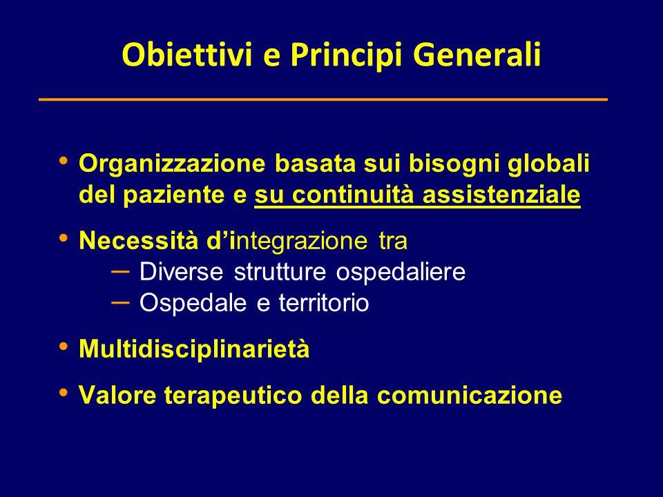 Obiettivi e Principi Generali