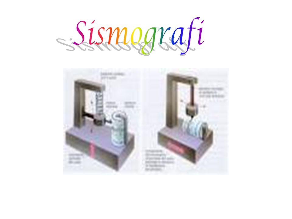 Sismografi