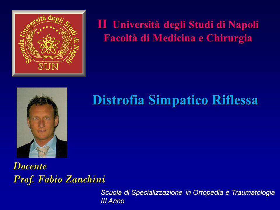 II Università degli Studi di Napoli Facoltà di Medicina e Chirurgia