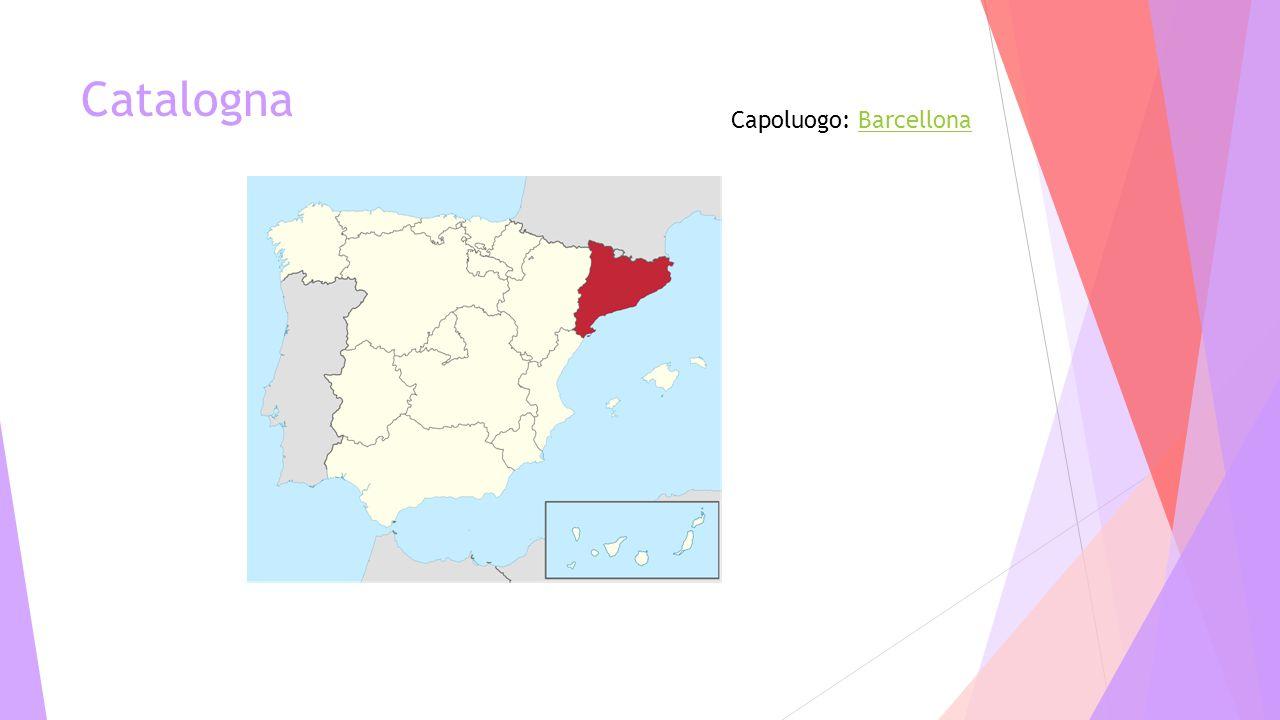 Catalogna Capoluogo: Barcellona