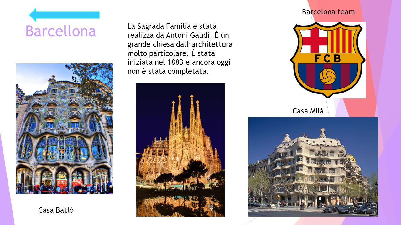 Barcellona Barcelona team