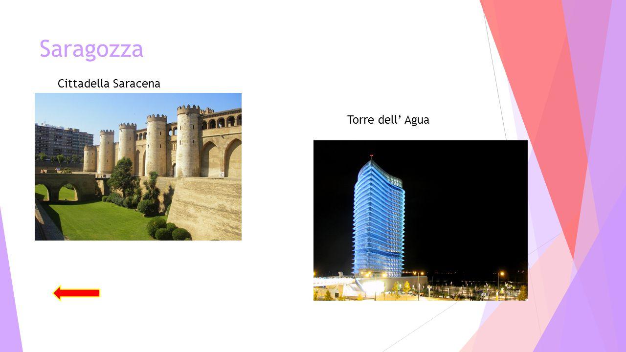 Saragozza Cittadella Saracena Torre dell' Agua