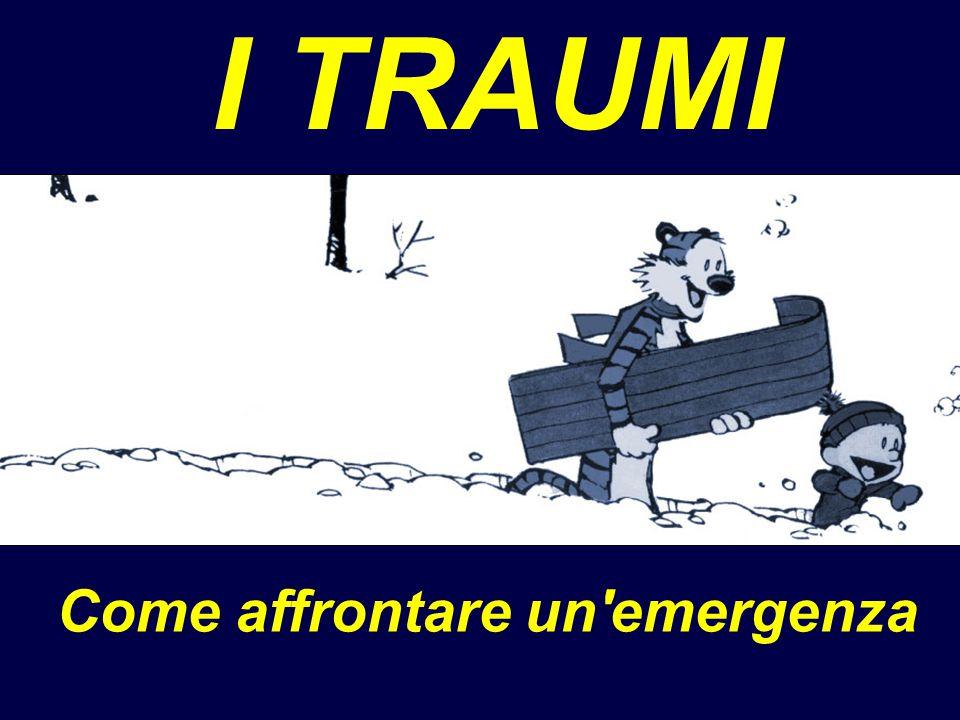 Come affrontare un emergenza