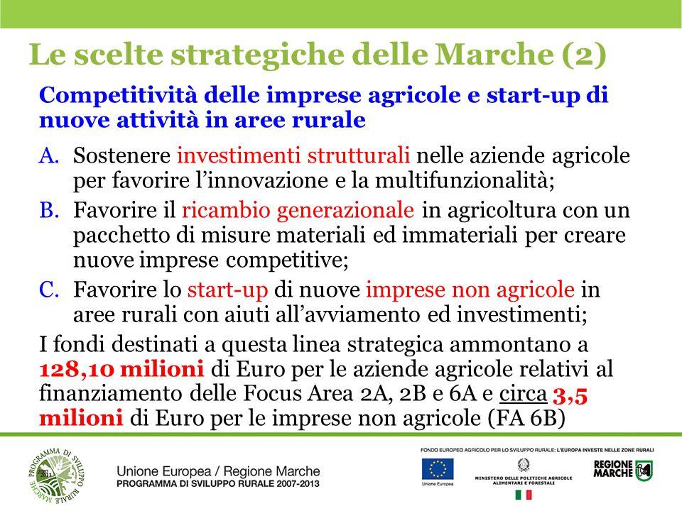 Le scelte strategiche delle Marche (2)
