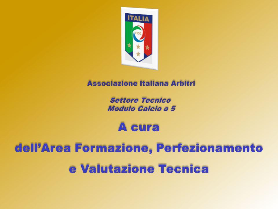 dell'Area Formazione, Perfezionamento e Valutazione Tecnica