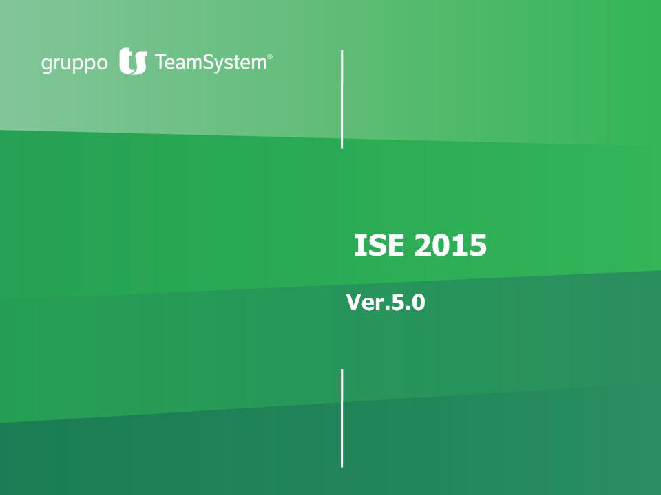 ISE 2015 Ver.5.0