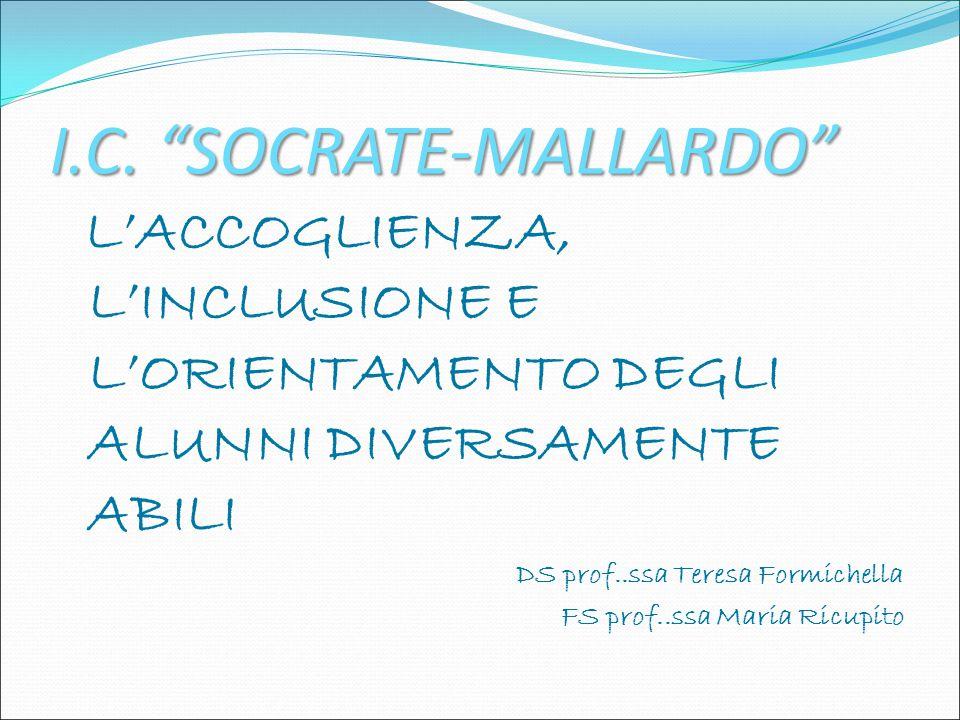 I.C. SOCRATE-MALLARDO