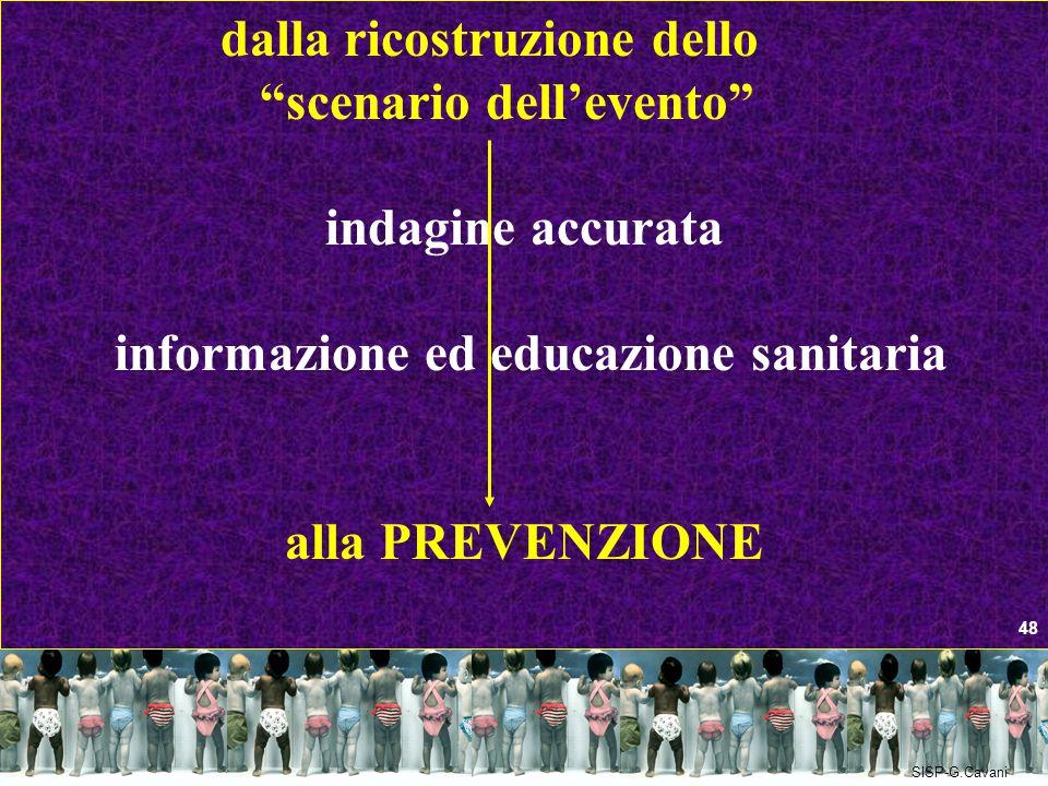 informazione ed educazione sanitaria