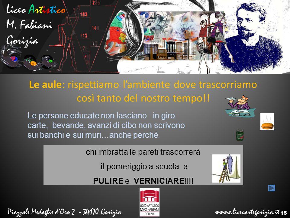 Liceo Artistico M. Fabiani Gorizia