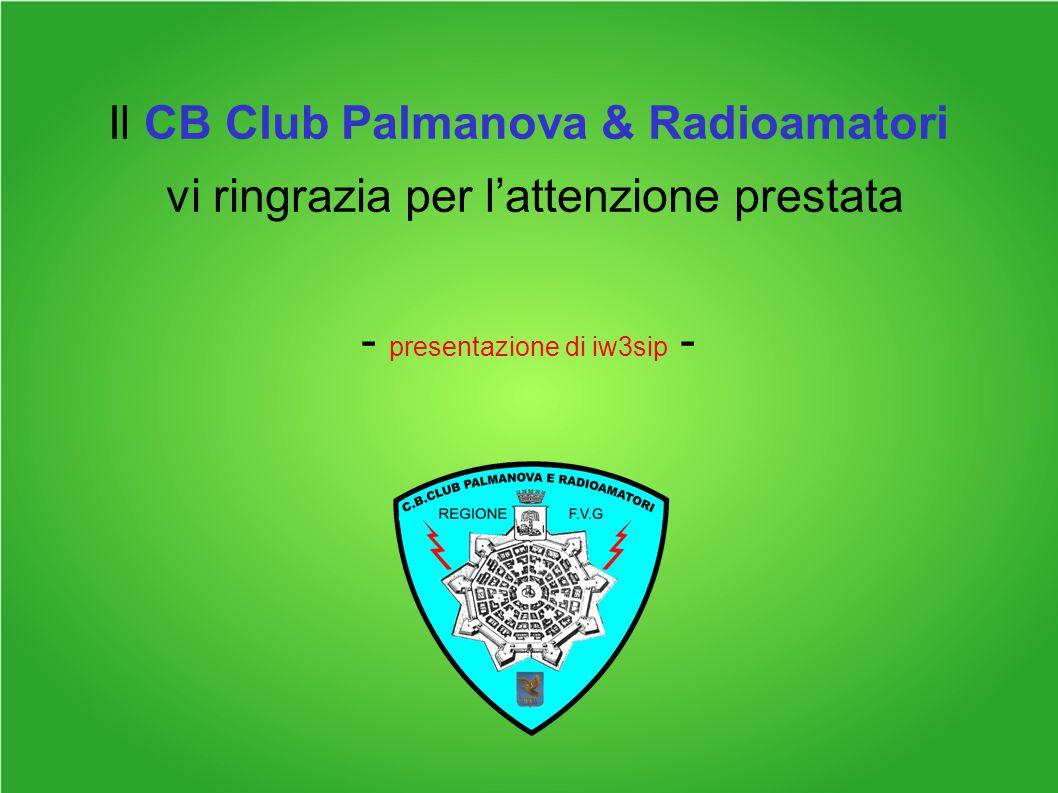 Il CB Club Palmanova & Radioamatori