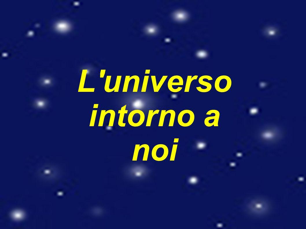 L universo intorno a noi