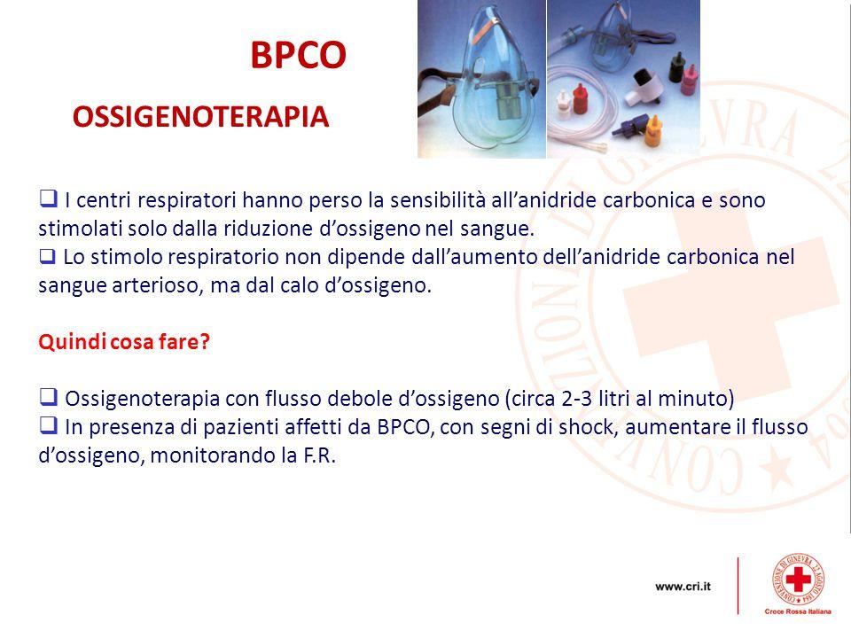 BPCO OSSIGENOTERAPIA.