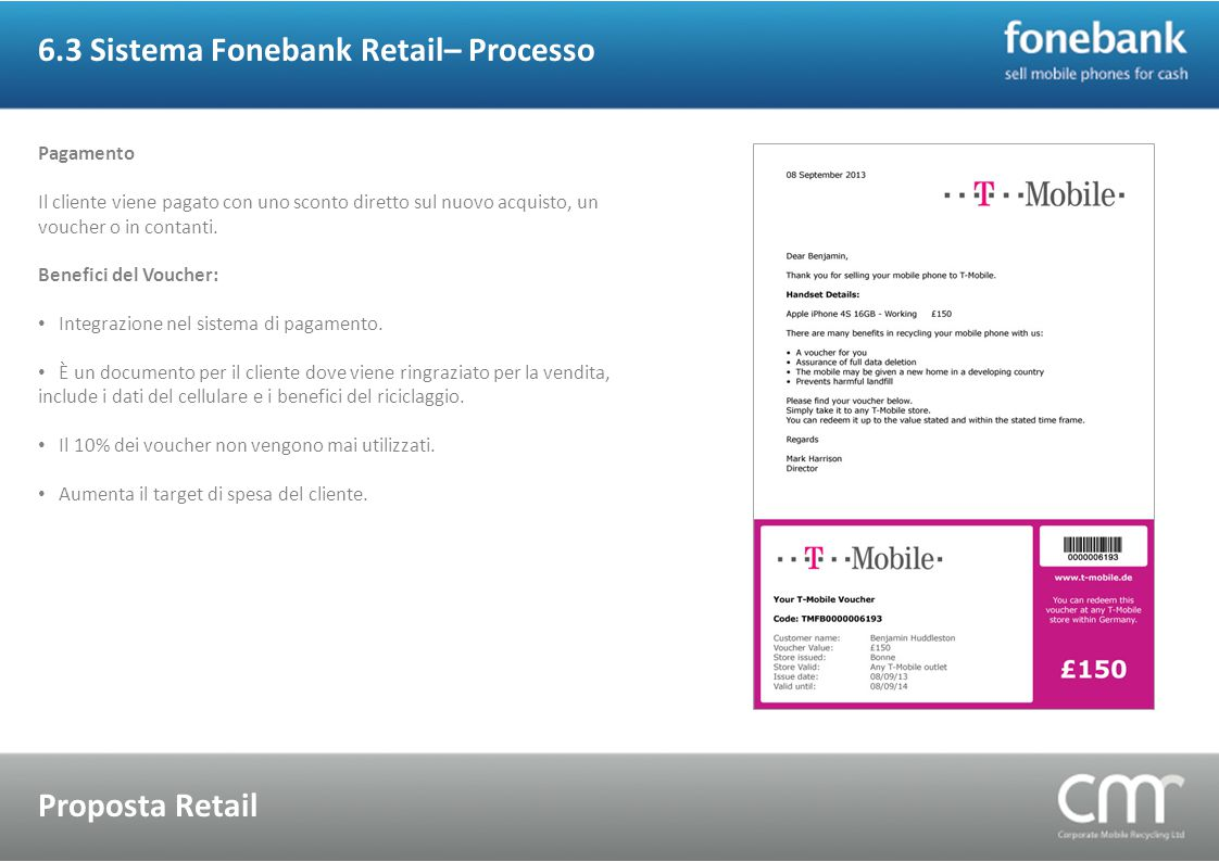 6.3 Sistema Fonebank Retail– Processo