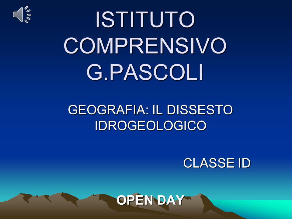 ISTITUTO COMPRENSIVO G.PASCOLI