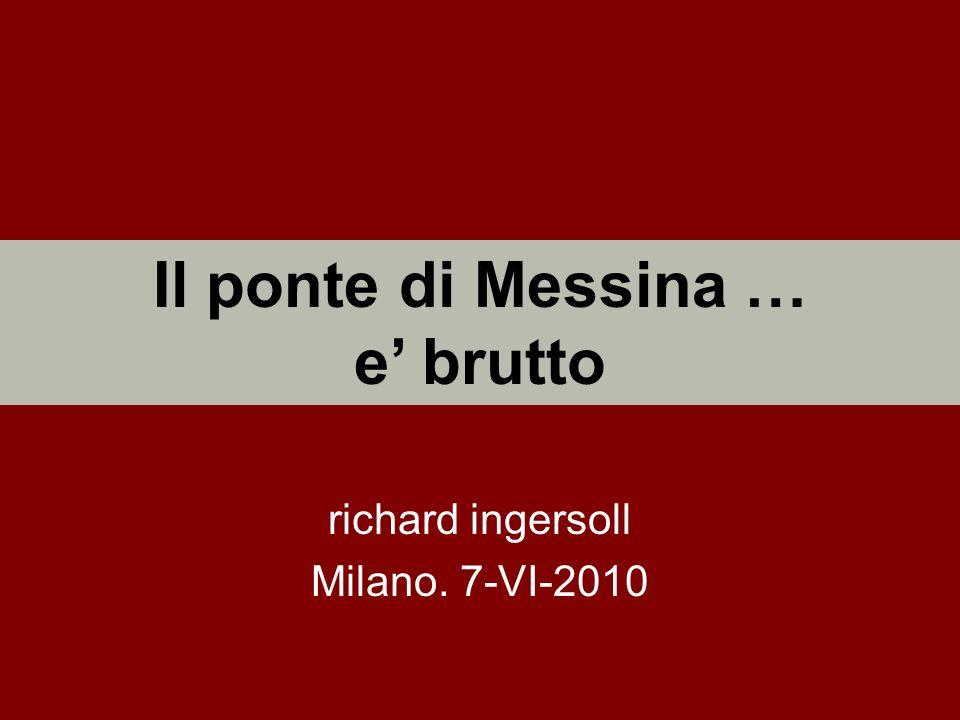 richard ingersoll Milano. 7-VI-2010