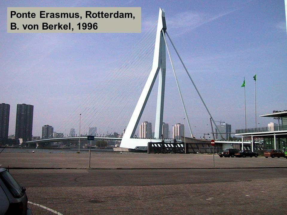 Ponte Erasmus, Rotterdam,