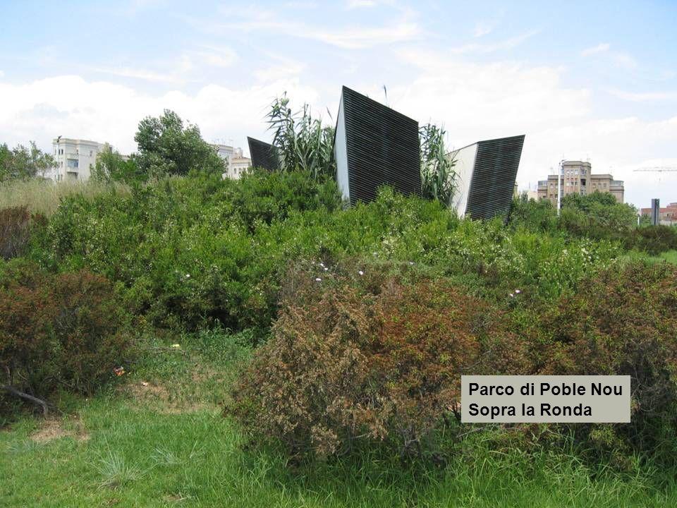 Parco di Poble Nou Sopra la Ronda