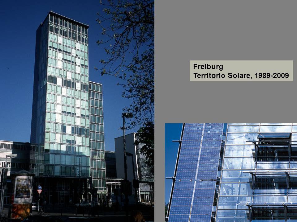 Freiburg Territorio Solare, 1989-2009