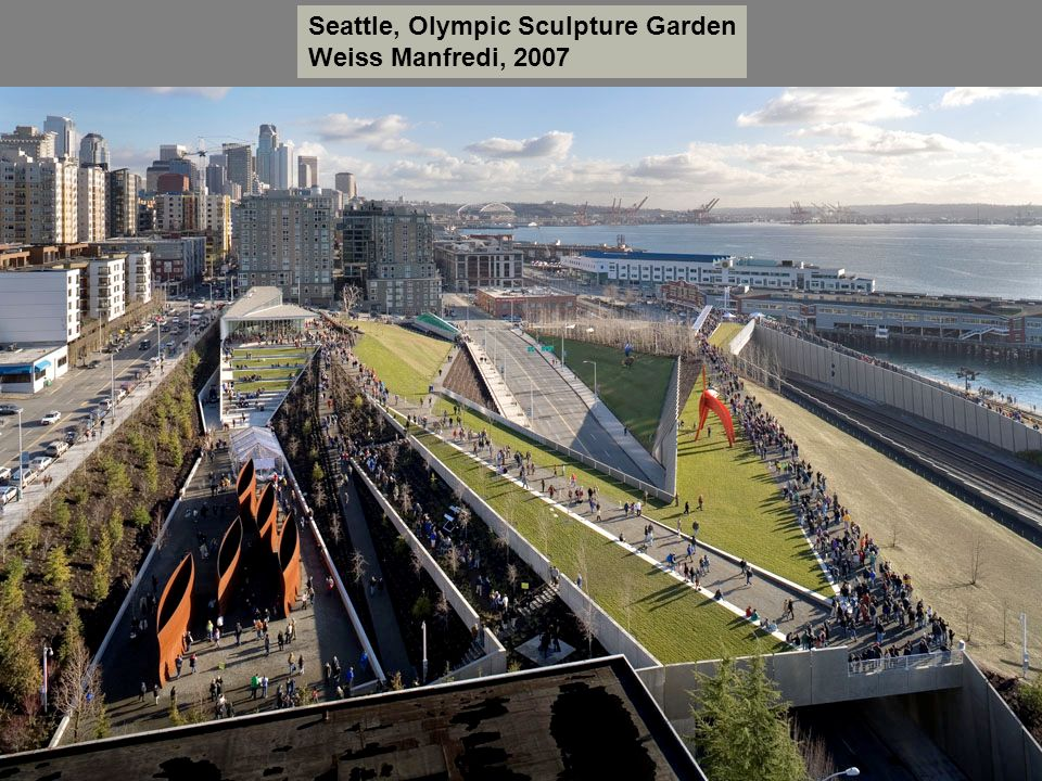 Seattle, Olympic Sculpture Garden