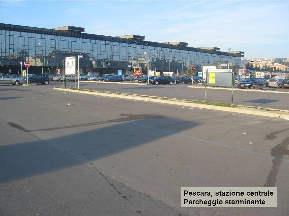 Pescara, stazione centrale
