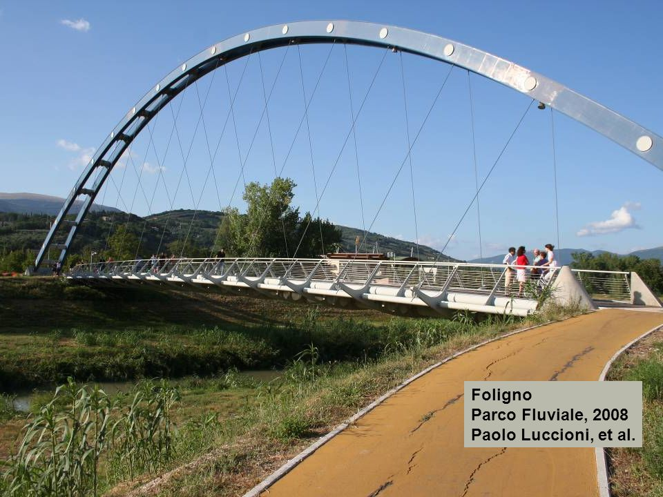 Foligno Parco Fluviale, 2008 Paolo Luccioni, et al.
