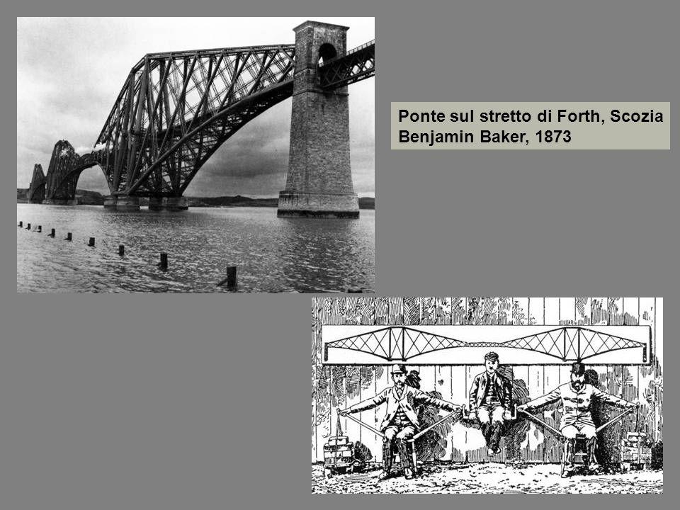 Ponte sul stretto di Forth, Scozia