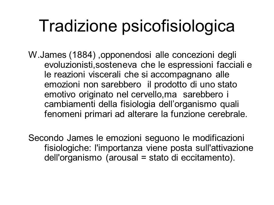 Tradizione psicofisiologica
